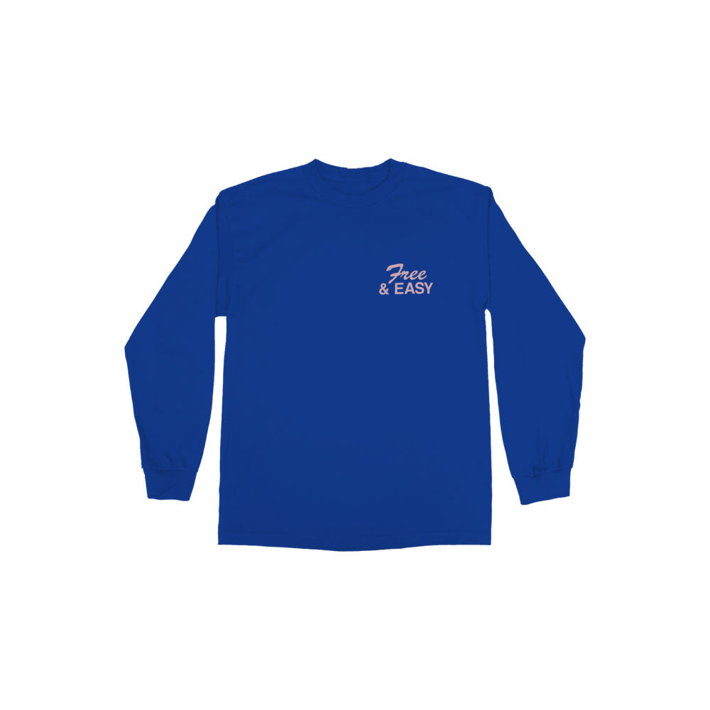 California Classic Long Sleeve Tee