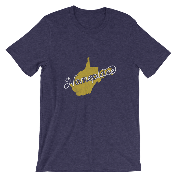 West Virginia 'Homeplace' T-Shirt