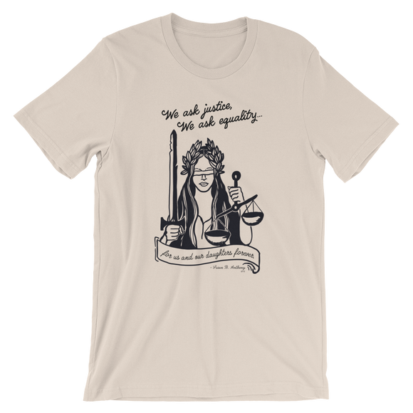 Lady Justice T-Shirt