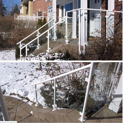 Outdoor handrailing mississauga