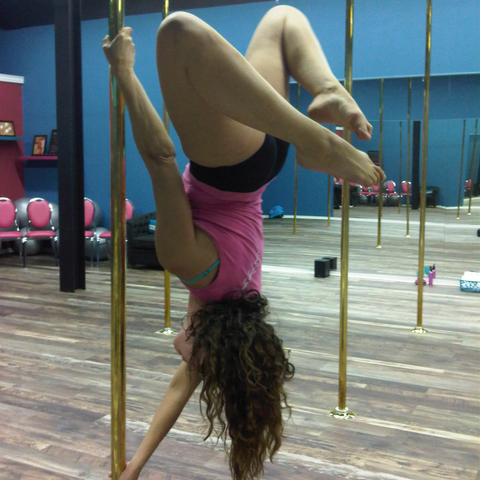 Fixed Dance Poles