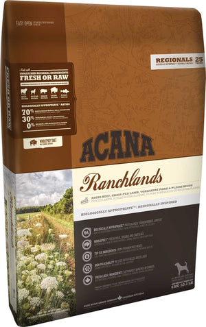 Acana Regionals Ranchlands Dog 11.4kg