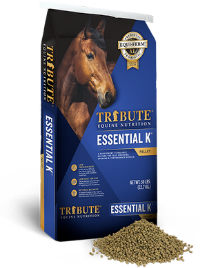 Tribute Essential K Horse Feed