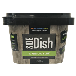 SIDE DISH SUPERFOOD BLEND 350G  BIG COUNTRY RAW