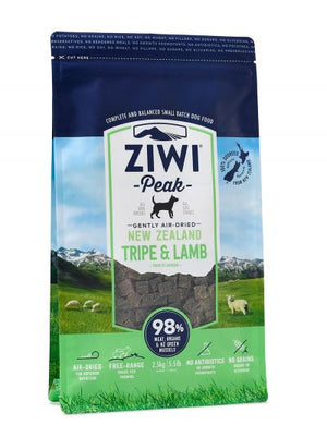 ZIWI Peak Dog Food Tripe & Lamb 1kg