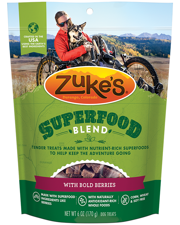 Zukes Super Berry 6oz