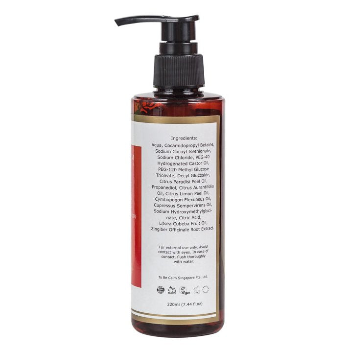 Energise - Lemongrass & Grapefruit - Body Wash
