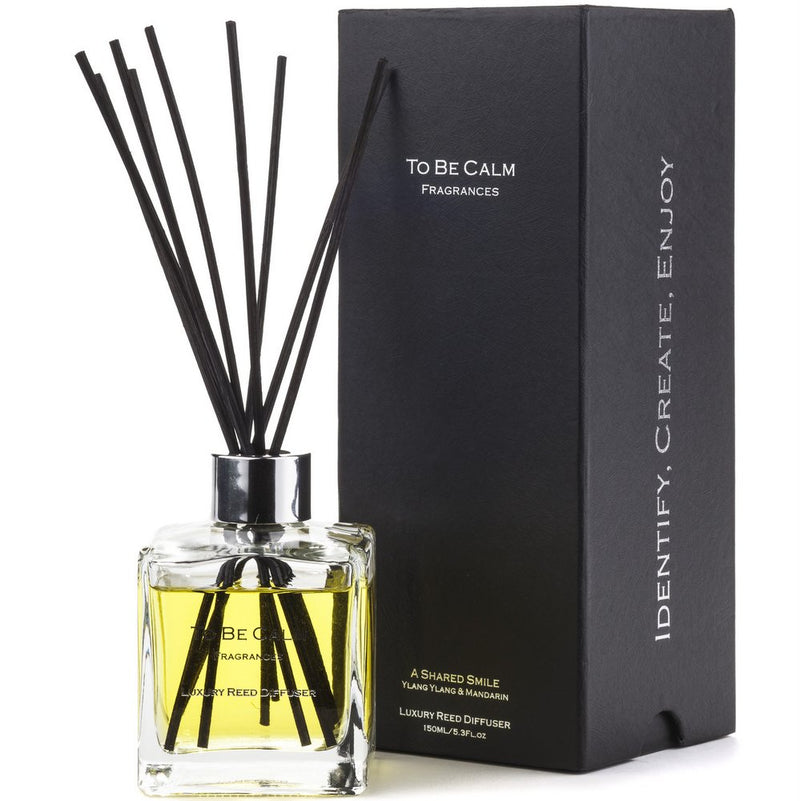 Enjoy - Yuzu & Black Tea - Reed Diffuser