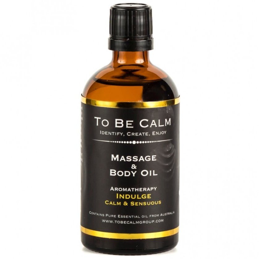 Indulge - Ylang Ylang, Bergamot & Sandalwood - Massage & Body Oil