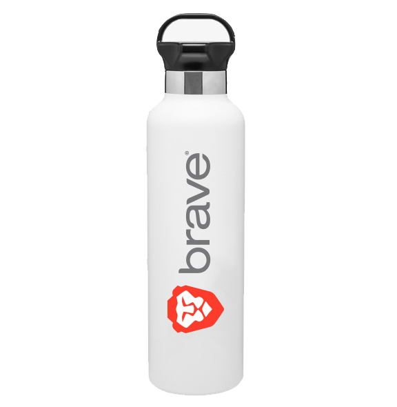 Brave 25 oz. Water Bottle