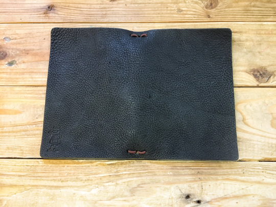 DARK KNIGHT LEATHER COVER - LeCow