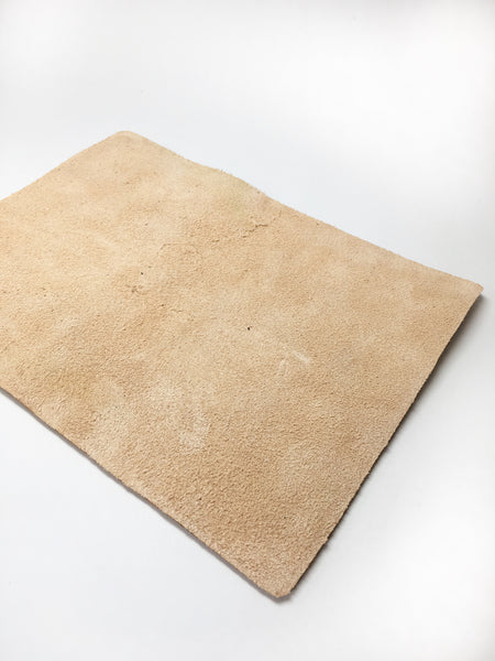 NUDE LEATHER COVER - LeCow