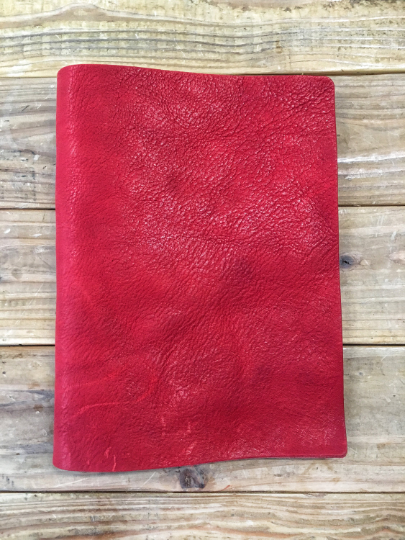 WILD CHERRY LEATHER COVER - LeCow
