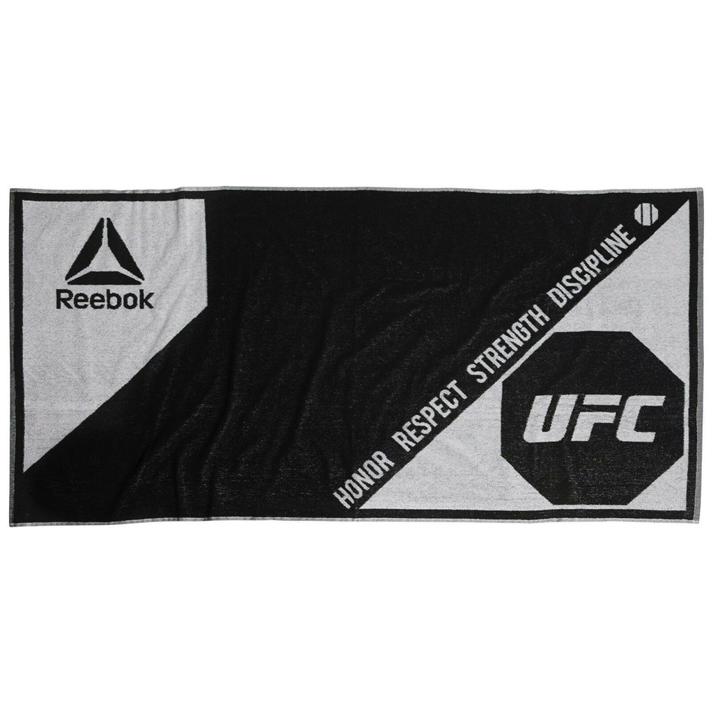 Reebok UFC Honor Respect Strength Dicipline Cotton Towel