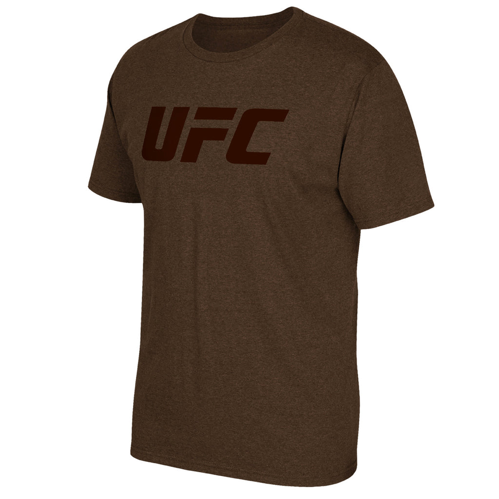 UFC Fight Night St. Petersburg Tonal Weigh in T-Shirt - Brown