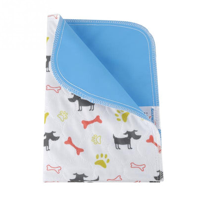 Cartoon Printing Waterproof Reusable Pet Dog