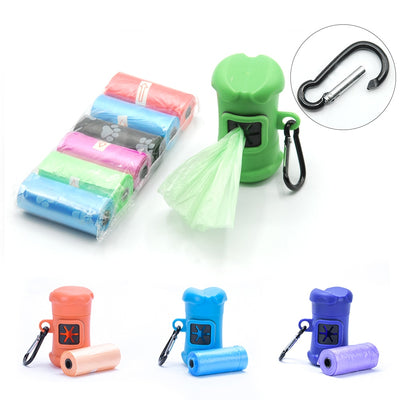 Dog Accessories Pet Pooper Scooper Dog Bag Pet Supplies Portable Waste Bags Poop Pick Up Dog Pooper Scooper Pooper Bag PG004