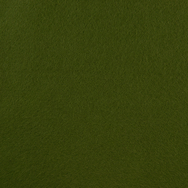 Rayon/Viscose Craft Felt By Yard - Olive