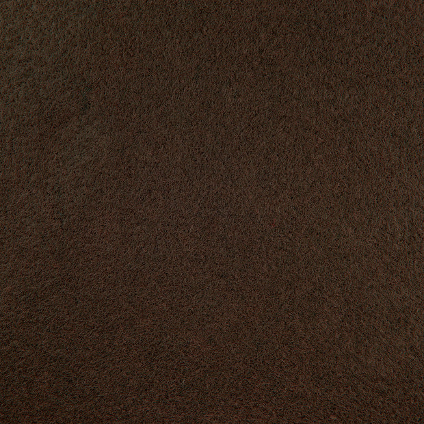 Premium Wool Blend Craft Felt By Yard - Brown