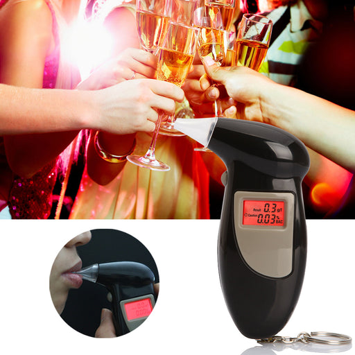 Digital Breathalyzer - Alcohol Tester