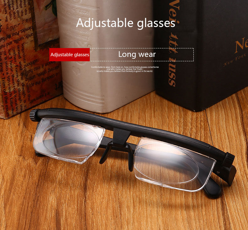 Vizmaxx Genuine Self Adjusting Glasses