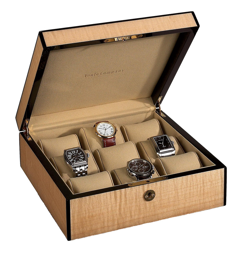9 Watch Case Wood Veneer