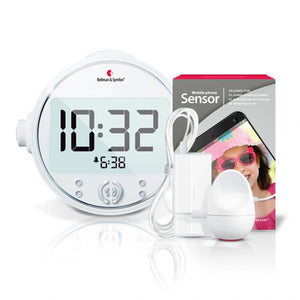 Bellman Pro Alarm Clock with Mobile Phone Sensor
