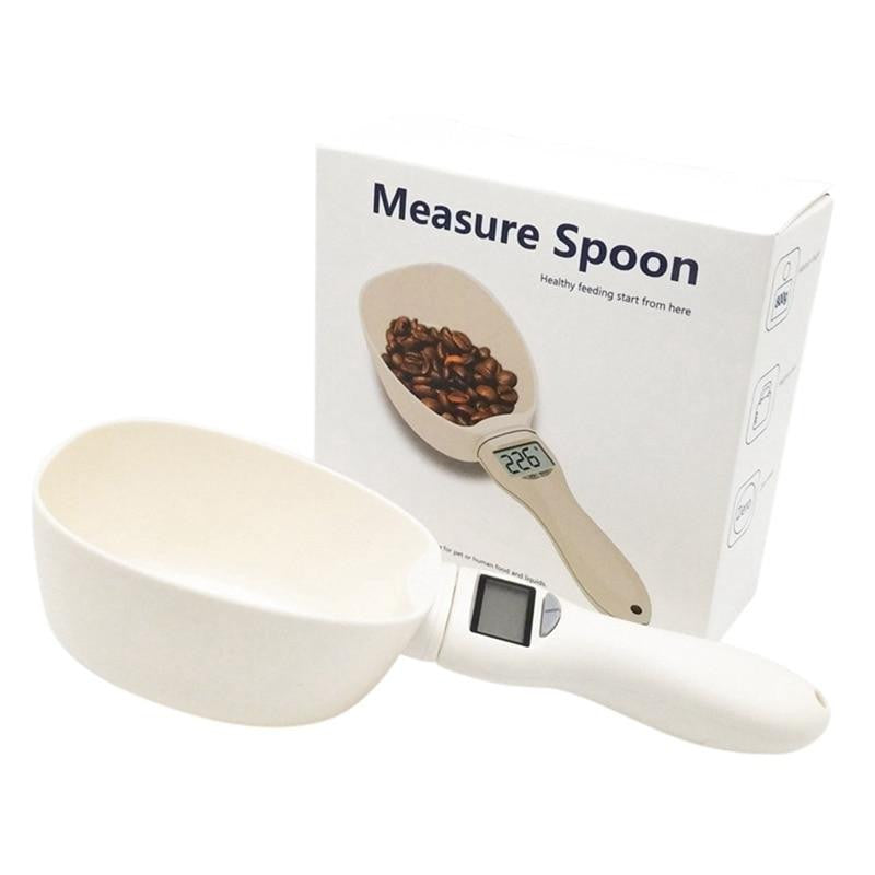 Pet Food Electronic Measuring Digital Spoon With LCD Display | Uspetsuper store