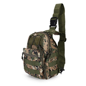 Shoulder Backpack | Camouflage - Rescue Beam