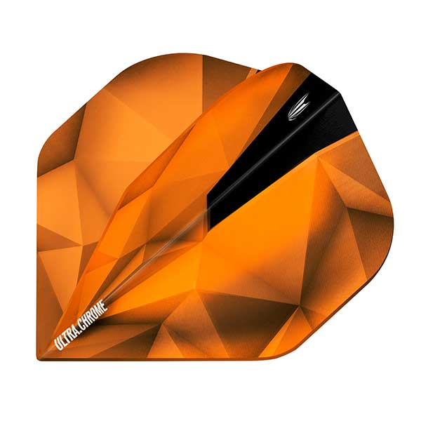 Target Shard Ultra Chrome Dart Flights - Copper No.2