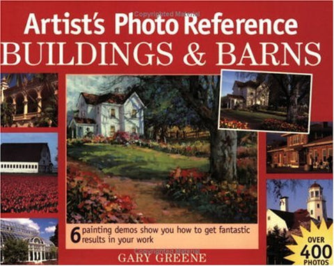 Artists Photo Reference: Buildings & Barns