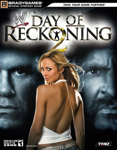 Wwe Day Of Reckoning 2 Official Strategy Guide (Official Strategy Guides (Bradygames)) (No. 2)