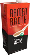 Load image into Gallery viewer, Organic and Vegan Ramen Broth
