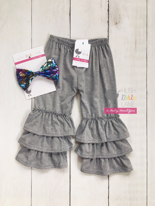 {PANTS} Truffle - Grey