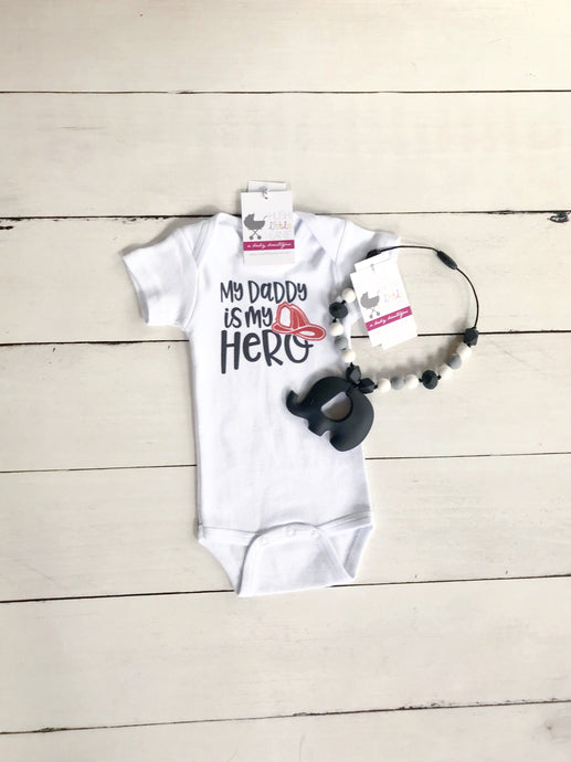 {BODYSUIT} My Daddy is my Hero