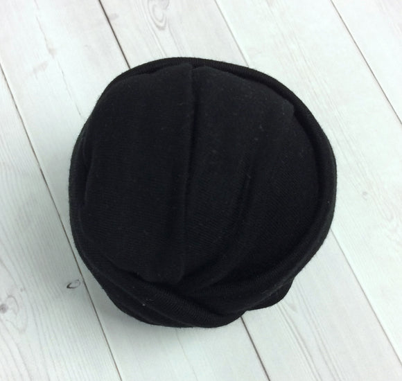 Black Newborn Stretch Wrap
