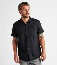 Load image into Gallery viewer, Well Worn Button Up (Black)