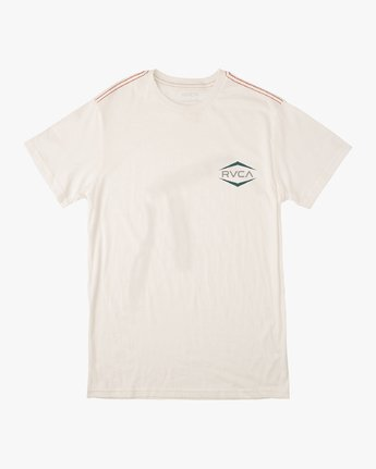 Astro Hex Tee (Antique White)