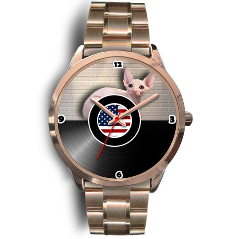 Sphynx Cat Christmas Special Wrist Watch-Free Shipping