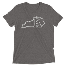 Load image into Gallery viewer, Kentucky State K T-shirt - T-Shirt - The Brown Barrel