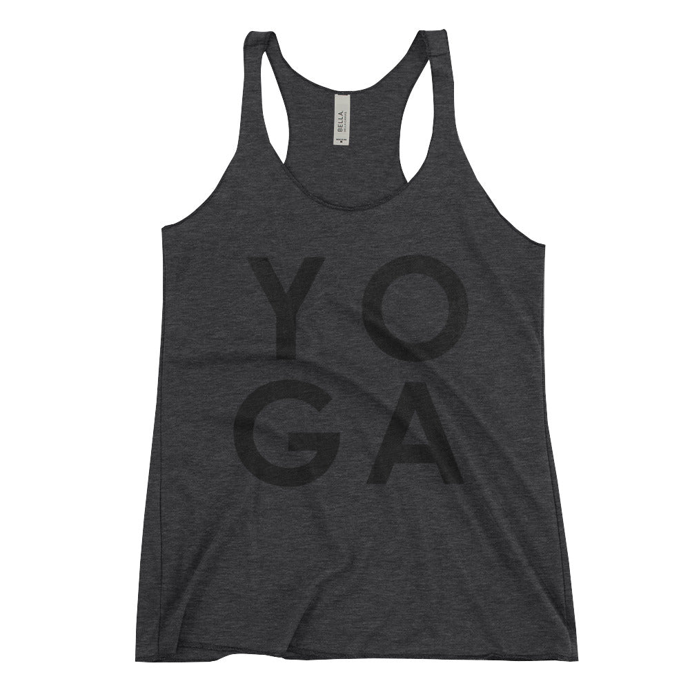 Women's YOGA Tank - Tank - The Brown Barrel