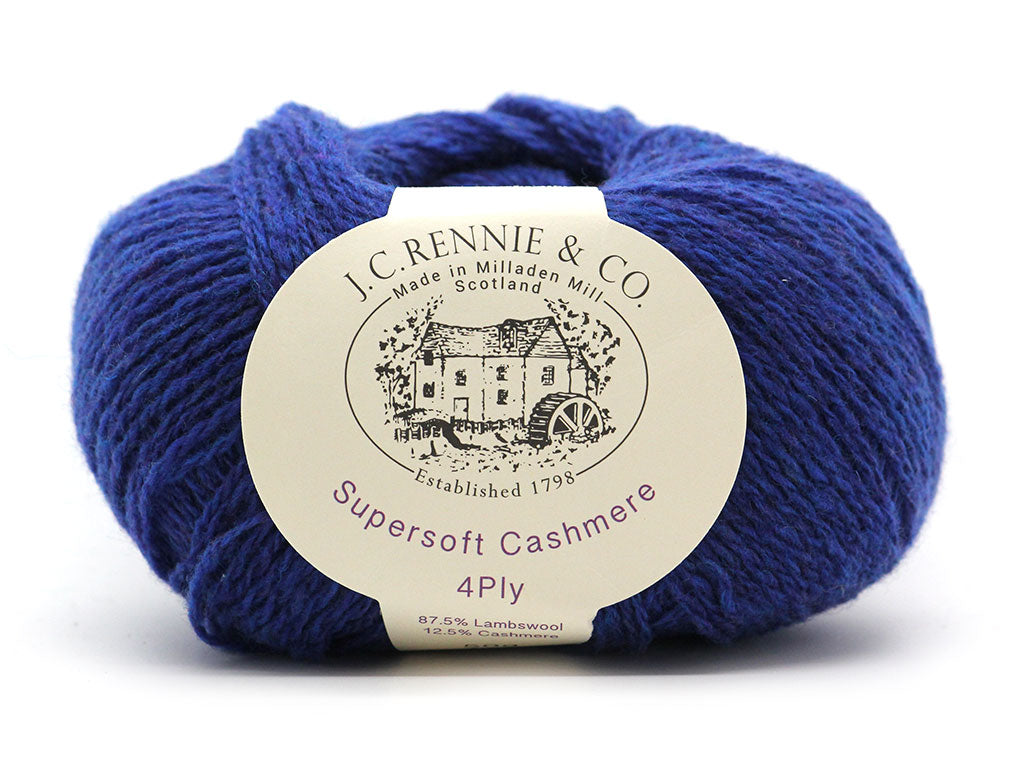 Supersoft Cashmere 4ply - Pegasus 076