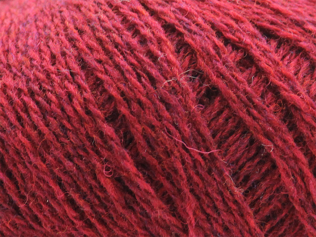 Supersoft 4ply - Red Hot 1294