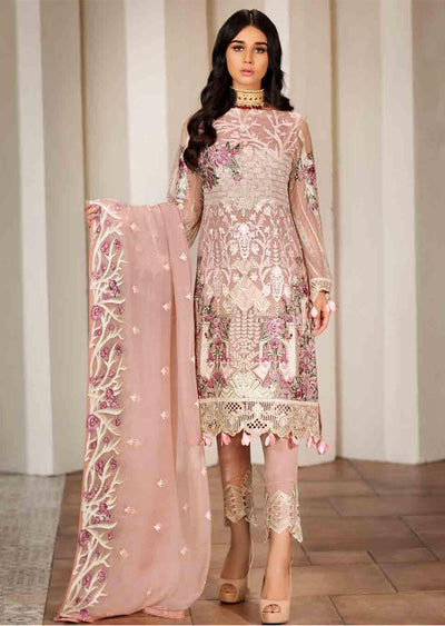 b2e2c84419 F-1702 Readymade Verve Vol 17 Collection by Ramsha - Pakistani designer chiffon  suits -