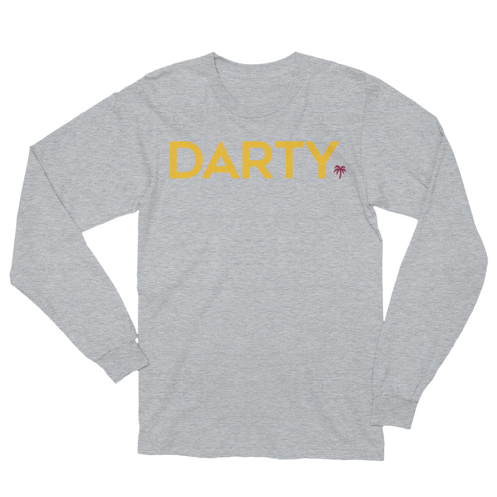 Darty Unisex Long Sleeve T-Shirt - Darty Co.®