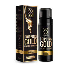 SOSU by Suzanne Jackson Dripping Gold Luxury Tanning Mousse - Dark