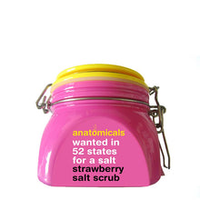Anatomicals Wanted In 52 States For A Salt Strawberry Salt Scrub