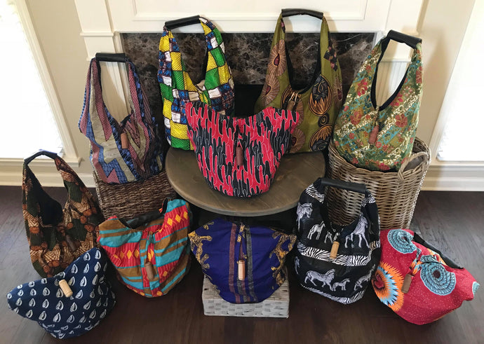 Tanganyika XL Bags (Hope Collection)