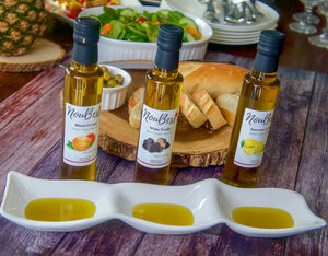 Truffle Natural Flavor Infused Extra Virgin Olive Oil - NouBess