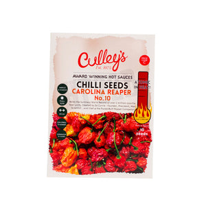 Culley's Carolina Reaper Chilli Seeds